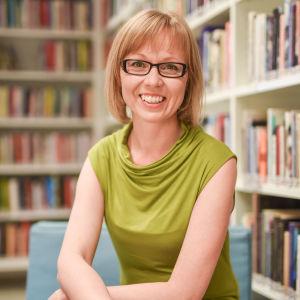 Porträttbild på Minna Levälahti.