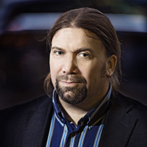 Kirjailija, runoilija Ralf Andtbacka