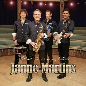 Janne Martins, dansband, Sverige