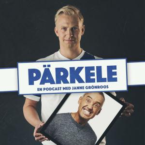Hasse Brontén är gäst i Janne Grönroos podd Pärkele.