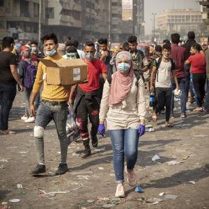Irakilaisia