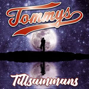 """Skivomslag för Tommys """"Tillsammans"""""""