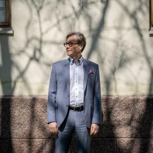 Chefsöverläkare Markku Mäkijärvi, HNS Mejlans, Helsingfors, 5.5.2020
