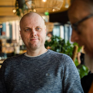 Pekka Salmi.