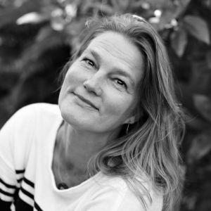 Författaren Mikaela Nyman.
