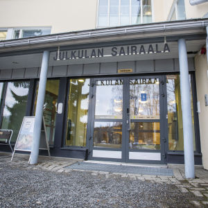 KYS:n Julkulan sairaala