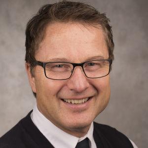 Säkerhetschef Tommy Lindvall vid Bodens kommun.