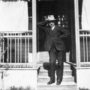 John Engblom sannolikt på 1920-talet.