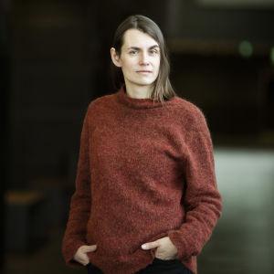 Ohjaaja Anna-Karin Grönroos