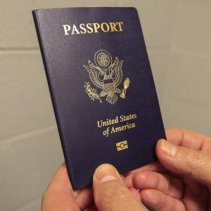USA:s pass