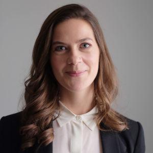 Forskare Karin Villaume