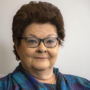 Undervisningsråd Armi Mikkola.
