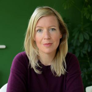 Författaren Karin Collins.
