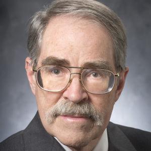 Professor i statsvetenskap Charles S.Bullock, i University of Georgia.