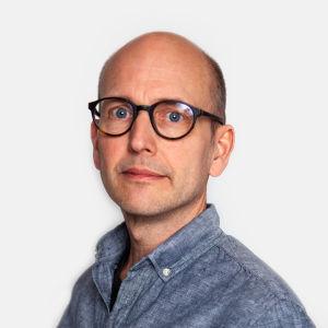 Porträtt av Peik Österholm