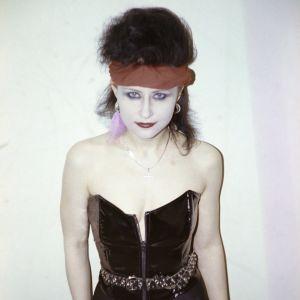 Toimittaja ja juontaja Heli Nevakare vuonna 1990.