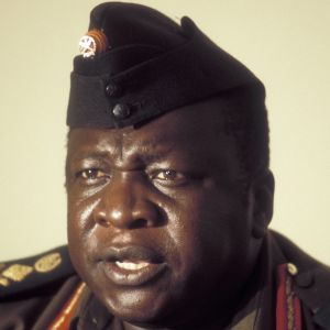 Idi Amin 1975
