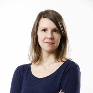 Författaren Emma Ahlgren.