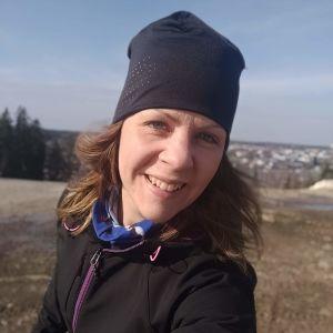 Elisabet Abbor arbetar som lärare i Borgå.