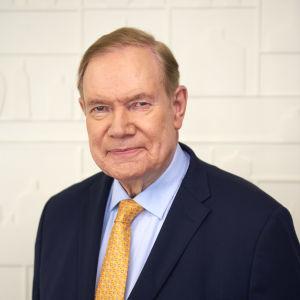 Finlands tidigare statsminister Paavo Lipponen