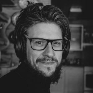 Beni Köhler, lever nomadliv i Tyskland. 2020.