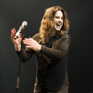 Ozzy Osbourne Black Sabbathin viimeisessä konsertissa
