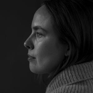 Författaren Matilda Södergran.
