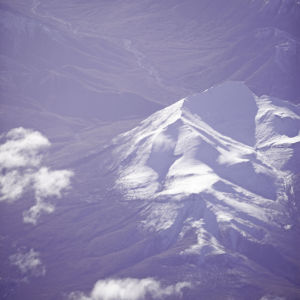 Ural-vuoristoa ilmasta.