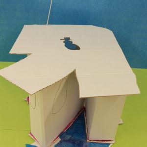 joulupukin virka-asunto arkkitehtuurikoulu arkki: Tove Salo