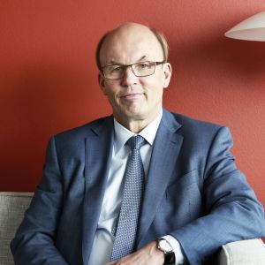 Styrelseordföranden vid Näringslivet EK, Matti Alahuhta