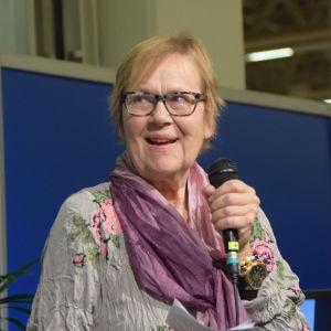Författaren Tua Forsström