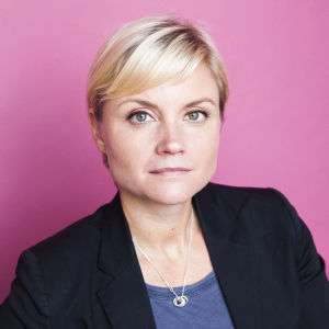Julia Schalk vid RFSU