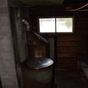 Liki 50-vuotias sauna tarjoaa sekä ruumiin että sielun nautintoja. Sauna on kauhanmitan päässä järvestä ja iänikuinen, kertalämmitteinen kiuas tarjoaa pehmeät löylyt, joiden voittanutta ei ole!