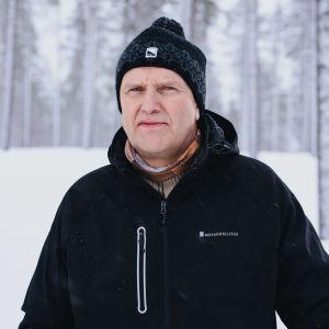 Metsähallituksen pääjohtaja Juha S. Niemelä