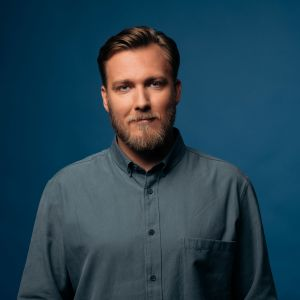 Johannes Tabermann, journalist på Svenska Yle