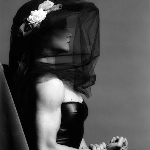 "Robert Mapplethorpe ""Lisa Lyon"" 1982"
