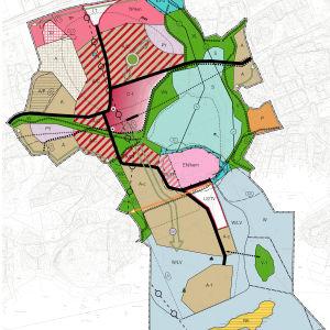 Förslag till delgeneralplan för Finno november 2015