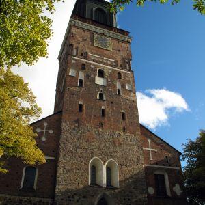 Domkyrkotornet.