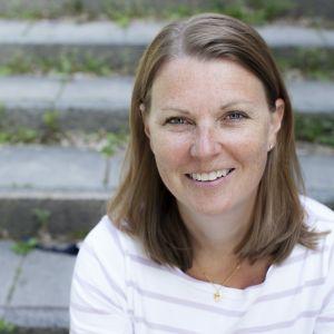 Författaren och beteendevetaren Petra Krantz Lindgren