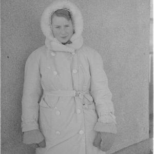 27.2.1940 Tanskalainen vapaaehtoinen naistohtori