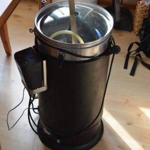 Ett bryggverk kan användas för att brygga öl.