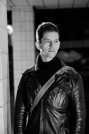 Författaren Marcus Prest