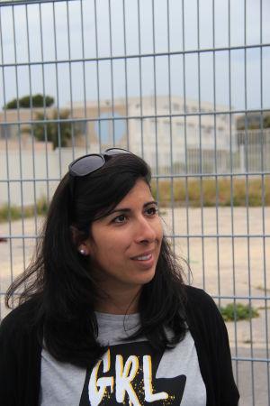 Socialarbetaren Marion Ricardo vill hålla unga borta från droger och kriminalitet.