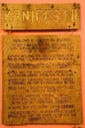 Manifest för Camp Solong