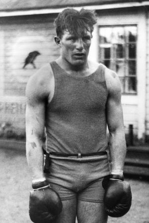 Gunnar Bärlund, 1930.