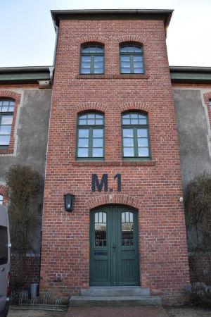 Baracken M1 i Lockstedter Lager