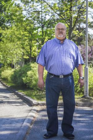 Timo Kujala, chef för inomhuslufts- och reparationsrådgivning på Andningsförbundet.