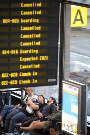 Ryanair i strejk