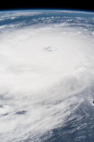 Florida klarade forsvagad orkan