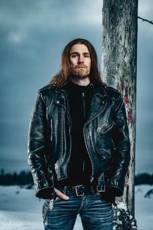 Antti Kokko on Kalmah-yhtyeen kitaristi